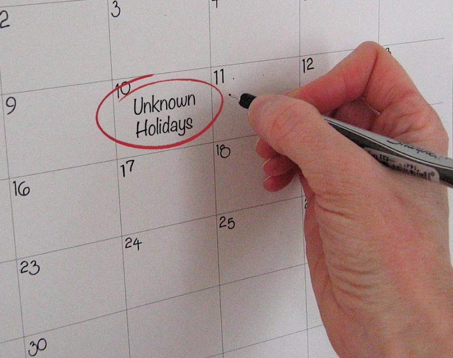12 Holidays that Actually Exist