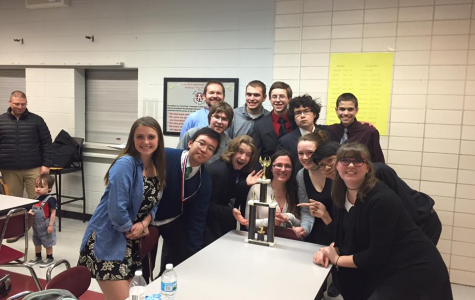 Academic Team Wins Conference Championship