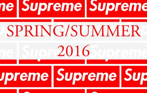 Supreme: Spring/Summer 2016