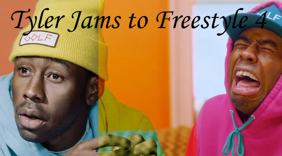 Tyler+jams+out+to+%22Freestyle+4%22.