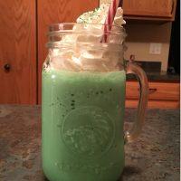 Make Your Own Shamrock Shake at Home