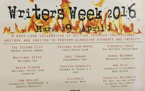 Writers Week to Return to ACHS