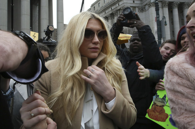 Kesha Allegedly Offered Freedom from Recording Contract