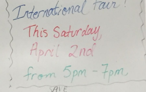 International Fair Exposes Students to New Experiences
