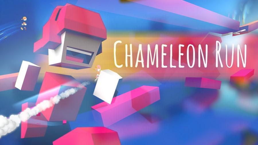 Chameleon+Run