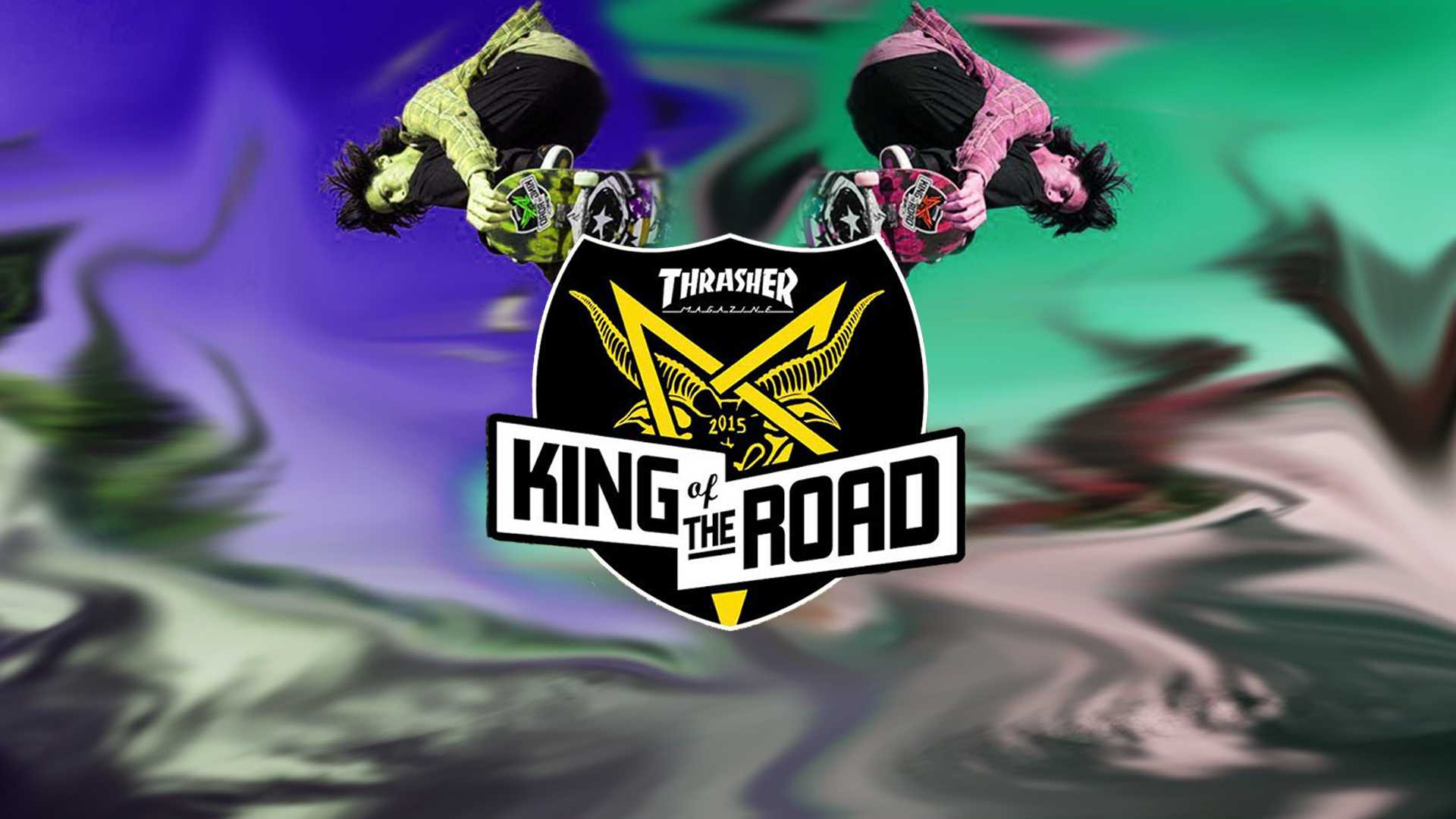 Thrasher King of the Road 2016