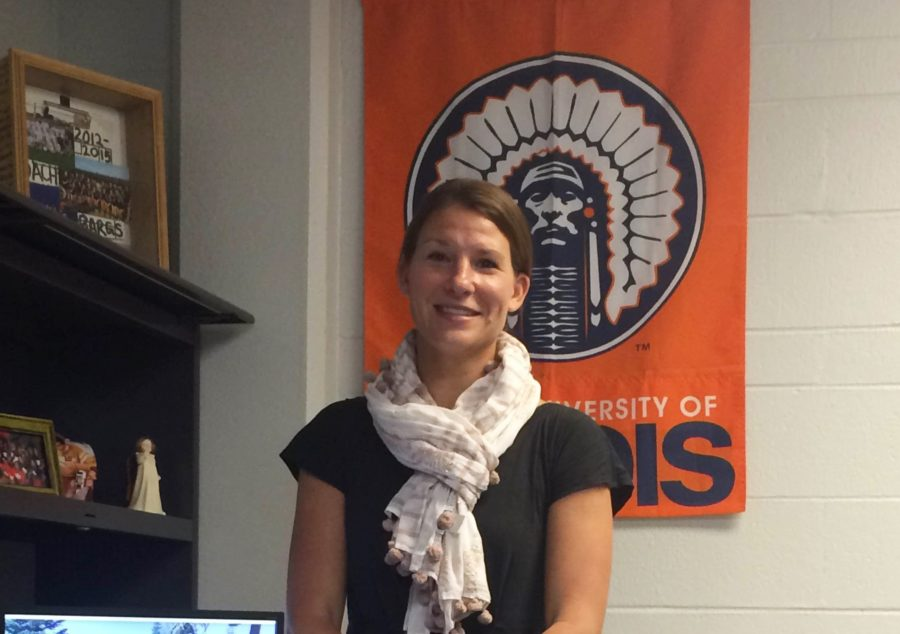 A New Face In Student Services Department