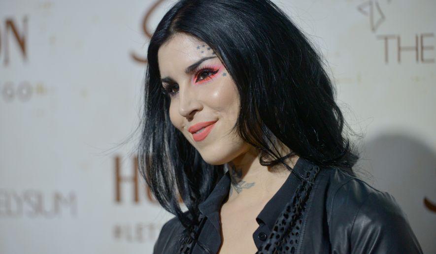 Kat Von D's New Makeup Collaboration