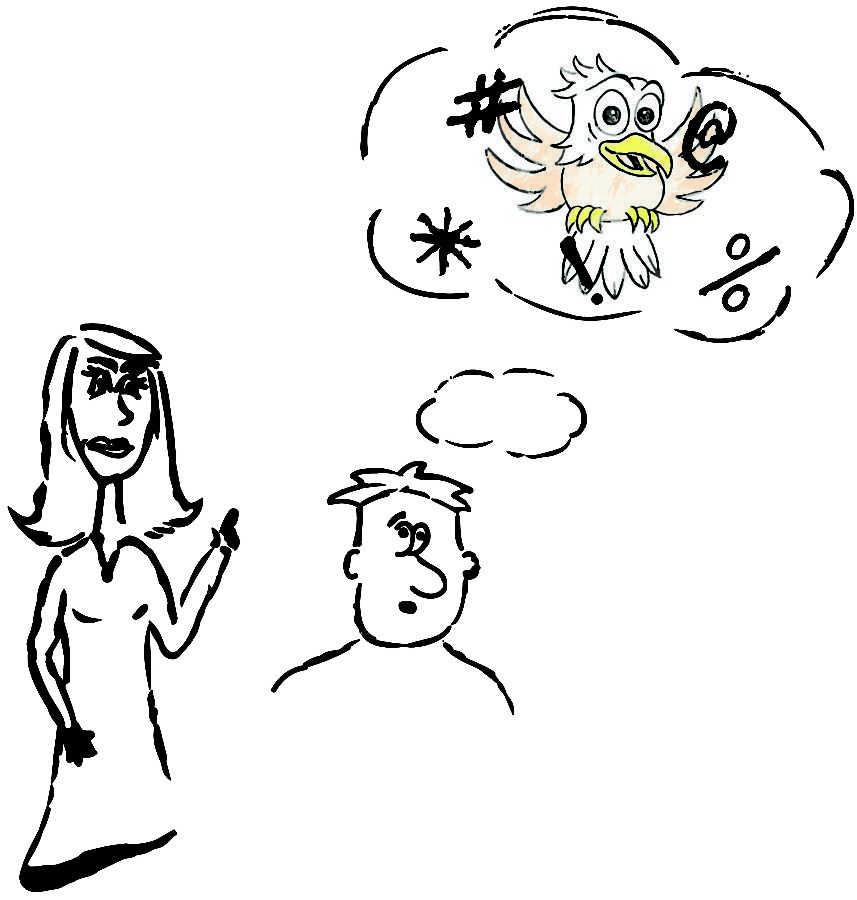 Cartoon by Jillian Everett