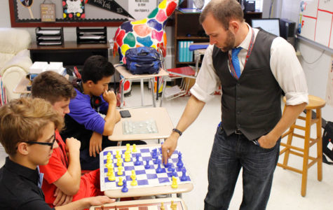 "Antioch Students Prepare to ""Checkmate"""
