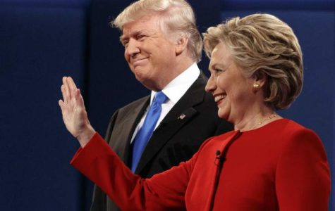 Trump and Clinton go Head to Head in the First Presidential Debate of 2016