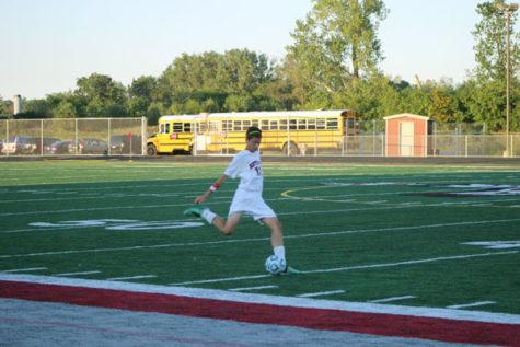Antioch Boys Varsity Soccer Wins IMSA Tournament