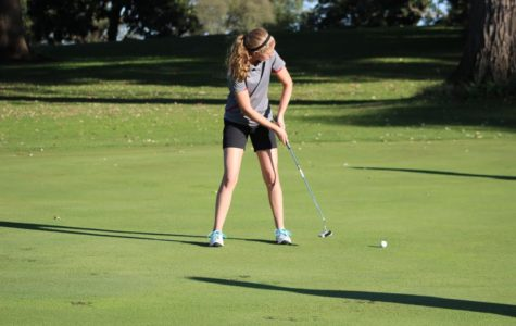 Girls Golf Comes Up Short