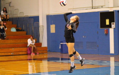 Sequoit Volleyball Dominates Highland Park