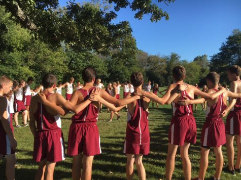 Girls Cross Country Competes in First to the Finish Invitational