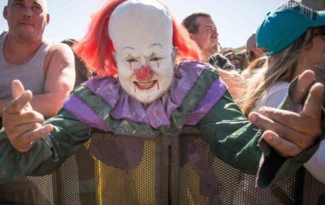 Creepy Clowns take over Social Media, America