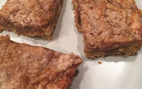 Fall Flavors: Pumpkin Bars