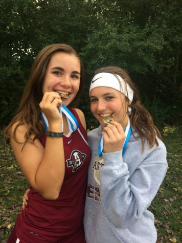 Girls Varsity Tennis takes on the Grayslake Central Rams