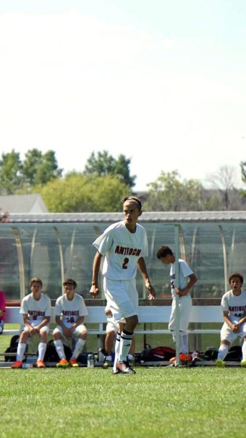 Profile: Booker Grass
