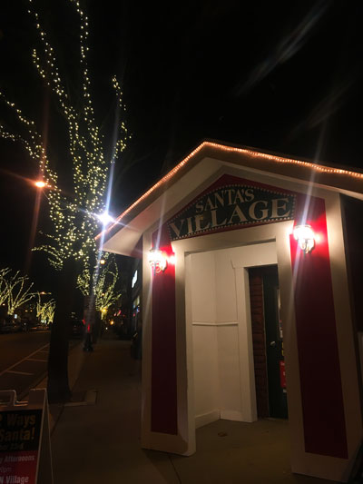 Located on Main Street in Antioch, Santa's Frozen Village offers a family-oriented experience for all residents of the community.