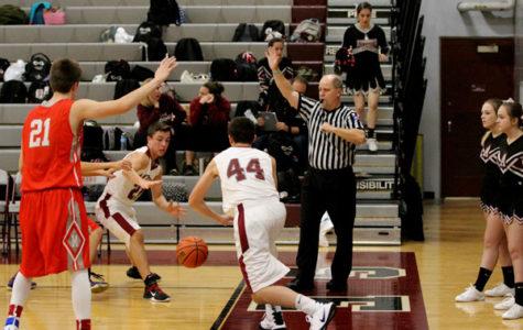 Basketball Profile: Joseph Whittall