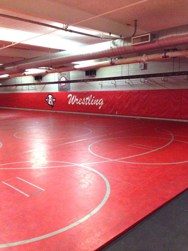 A Day in the Life of a Wrestler