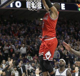 Bulls Shock the Thunder