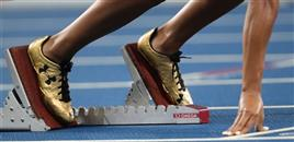 Top Five: Track Spikes For the Upcoming Season