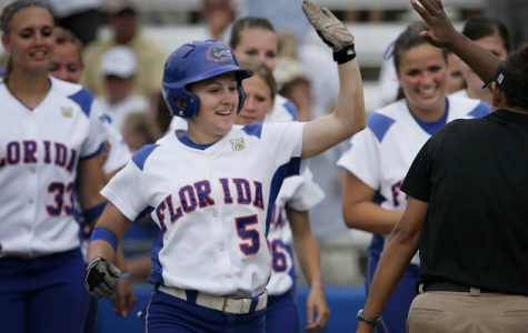 The Florida Gators took the top spot on the women's Division I softball polls.