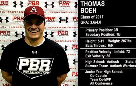 Varsity Profile: Thomas Boeh