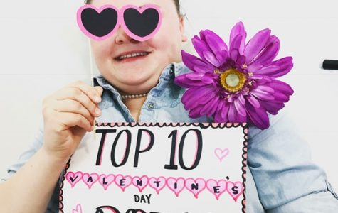 TOM TOM LISTS: Top 10 Valentine's Dates for Students