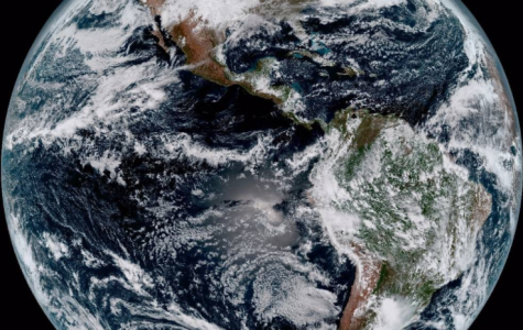 GOES-16 Satellite Broadcasts New Images Of Earth