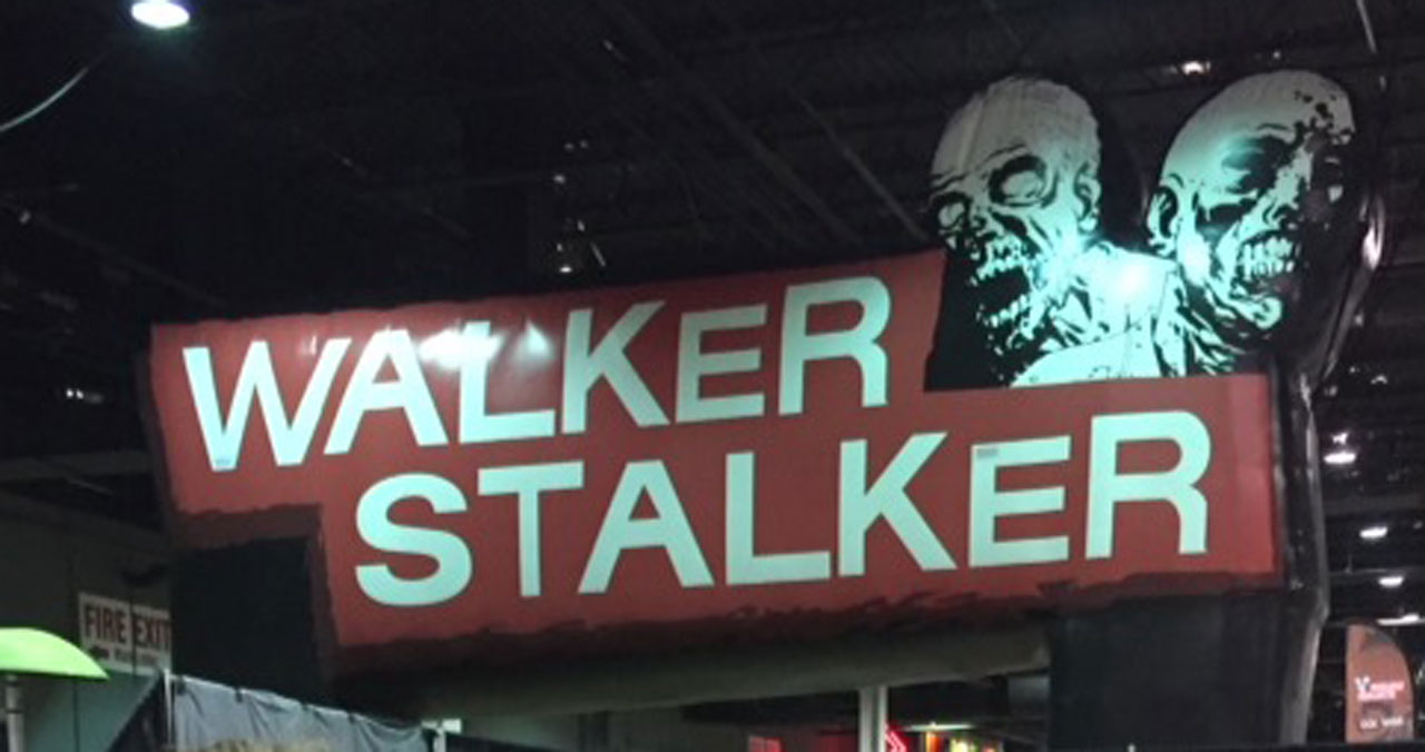 The Walker Stalker convention is coming to Chicago this spring, presenting actors and producers of some of the most popular Sci Fi shows.