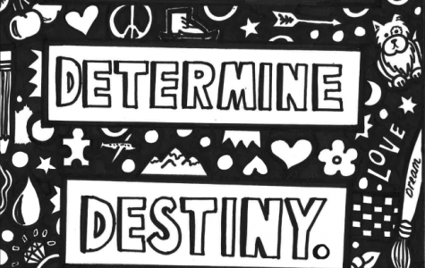 Weekly Advanced Coloring Page: Decisions Determine Destiny