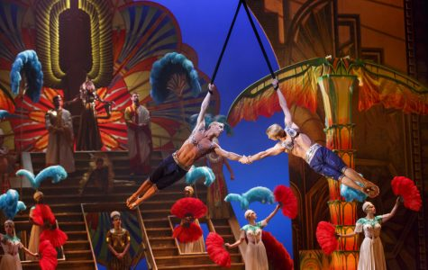 Cirque du Soleil Paramour in New York City