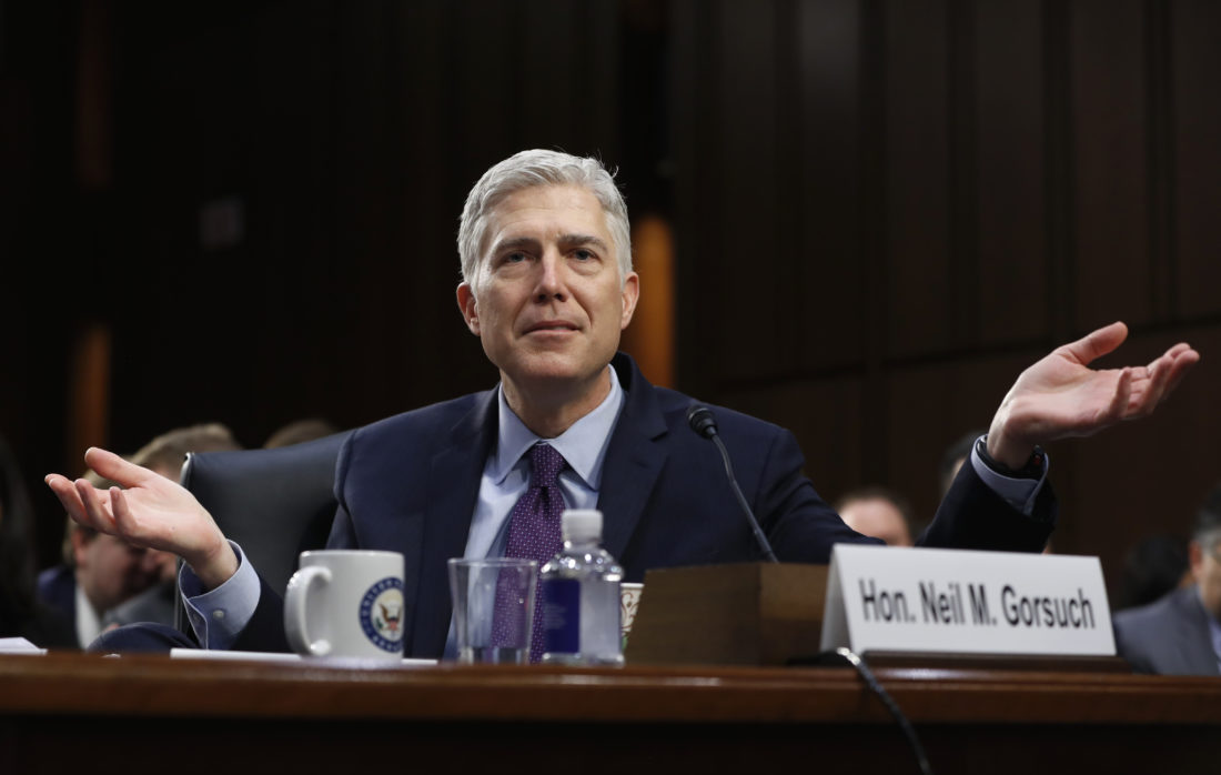 President Trump's Supreme Court Justice Nominee, Neill Gorsuch, underwent much criticism and debate before passing his confirmation.