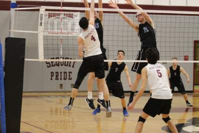 Sequoits Fall to Eagles