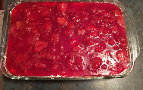 Make it yourself: Strawberry Pretzel Salad