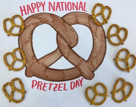 Celebrate National Pretzel Day