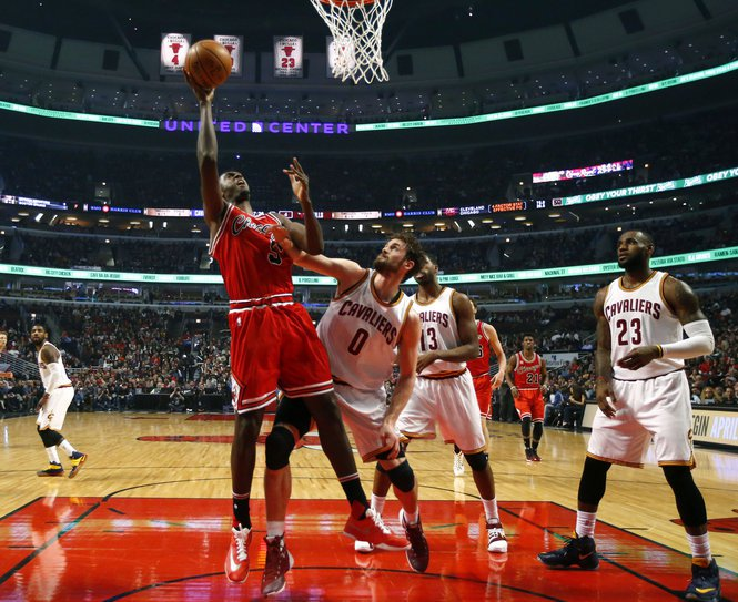 Crunch+Time+for+the+Chicago+Bulls