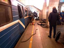 St. Petersburg Explosion Kills 11, Injures Dozens