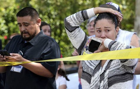 San Bernardino Shooting Kills Three, Injures One