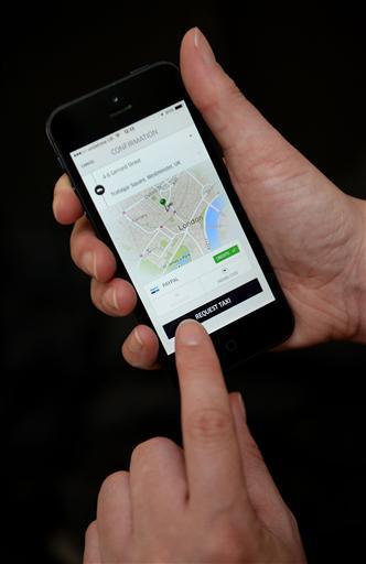 Hot App: Uber