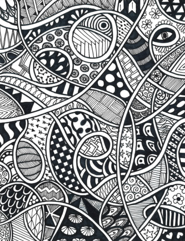 Zentangles: A Daily Dose of Design