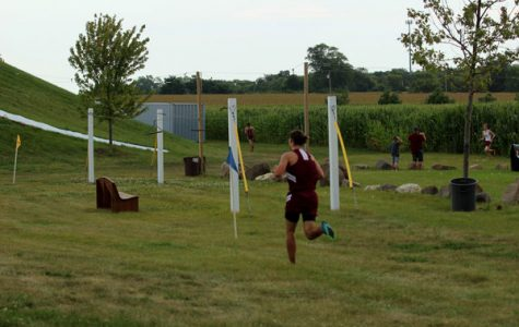 Boys Cross Country Runs Away With A Victory Over The Comets