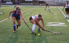 Sequoits Field Hockey Loses to Sister School Lakes