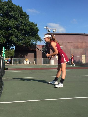 Tennis Takes on Conference Invitational
