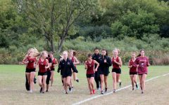Girls Cross Country Goes to The Field Of Dreams