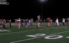 SBN Marches with the Band