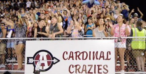 Cardinal Crazies have Spirit
